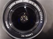 CANON Lens/Filter EF-S 18-55MM 1:3.5-5.6 IS